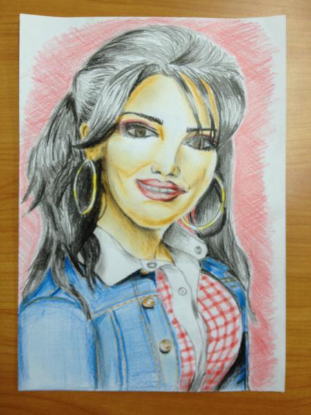 Najwa Karam por Amir.Salides